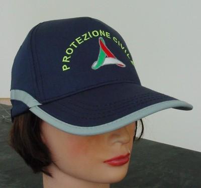 Cappellino Protezione Civile