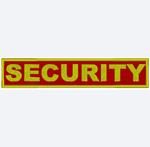 Ricamo SECURITY