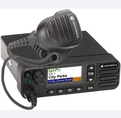 Motorola Ricetrasmettitori Veicolari DM-4400 DM4600