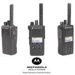Motorola Ricetrasmettitori Portatili DP-4000