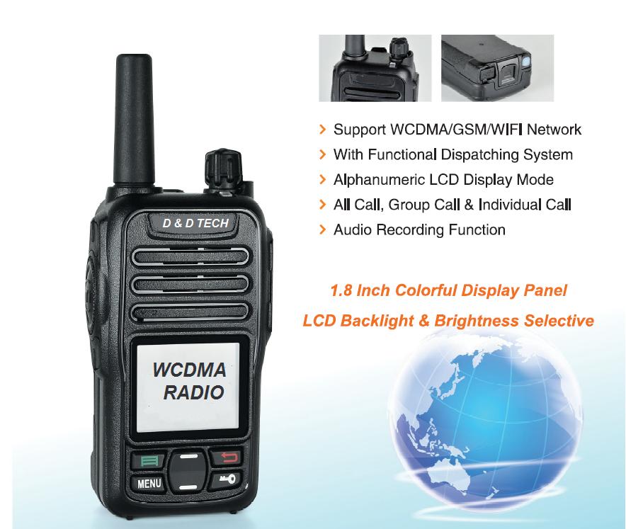 WCDMA-Radio
